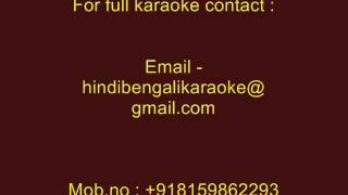 Tere Chehre Mein Woh Jaadu Hai - Karaoke - Dharmatma (1975) - Kishore Kumar