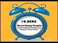DESCRIBING PEOPLE (Kişilik ve Fiziksel Özellikleriyle ...