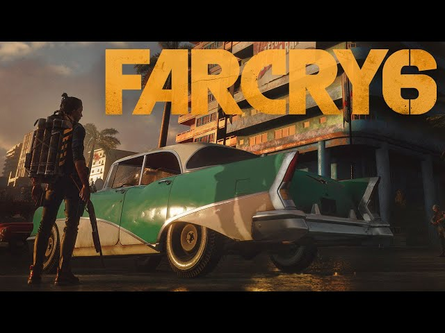 Getting Started in FAR CRY 6 (2021)!