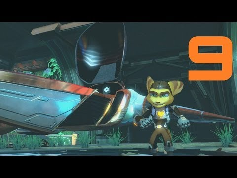 [Part 9] Ratchet and Clank Into the Nexus Gameplay Walkthrough/Let's Play/Playthrough (PS3)