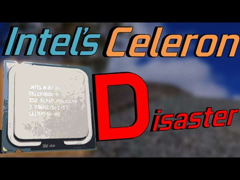 Intel's Celeron D(isaster) ...The Most Hated CPU