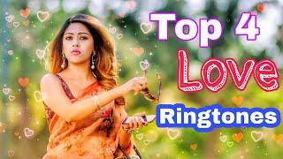Top 4 Love 💓Ringtones || Maharshi || Sailaja Reddy Alludu || Oka Chinukulo || Paper Boy