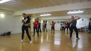 Aerofunk | Adult Street Dance for Fitness - Touch - 5Apr17 YouTube Videos