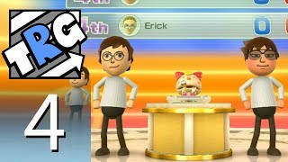 Wii Party U – Minigame Mode 4: Tabletop Tournament & Spot the Sneak