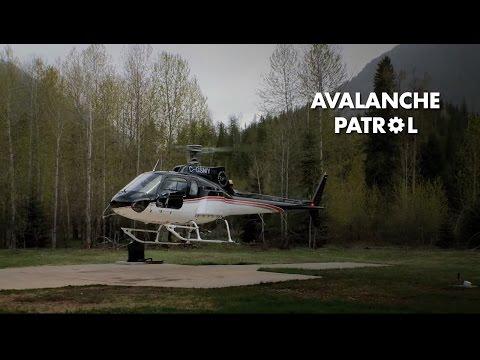 Chris Tarrant: Extreme Railway Journeys - Dynamite Avalanche Patrol