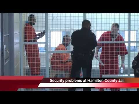 Major security problems found at Hamilton County Jail
