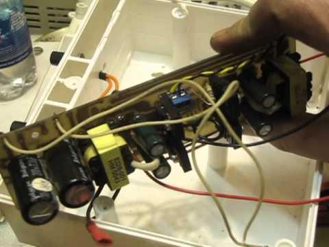 электроудочка своими руками видео