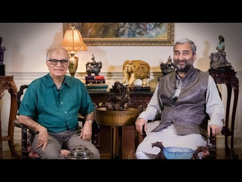 Sushil Pandit, Well-Known Kashmir Activist In Conversation with Rajiv Malhotra