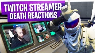 KILLING FORTNITE TWITCH STREAMERS with REACTIONS! - Fortnite Funny Rage Moments ep5