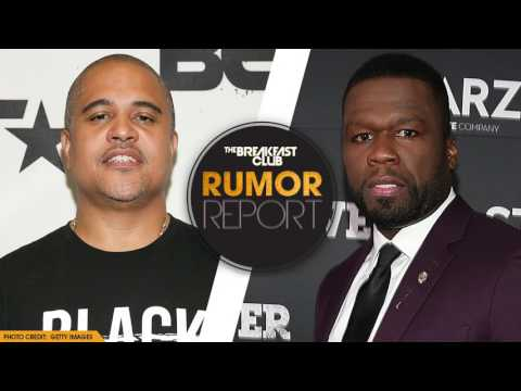 Thumbnail: 50 Cent Responds To Irv Gotti's Breakfast Club Interview: I'll Slap Sh**t Out Of You