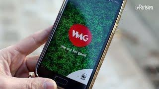 Le WWF lance WAG, une application pour aider chacun dans ses gestes...