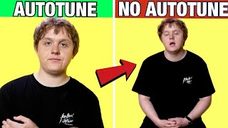 Baixar GENIUS INTERVIEWS vs. REAL SONGS *AUTOTUNE VS NO AUTOTUNE* (LEWIS CAPALDI, LOGIC)