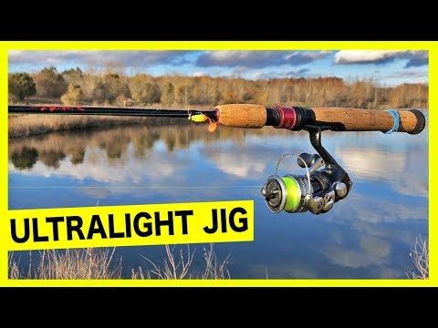 Good Ultralight Jig Option For Panfish