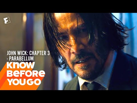 Know Before You Go: John Wick: Chapter 3 - Parabellum | Movieclips Trailers