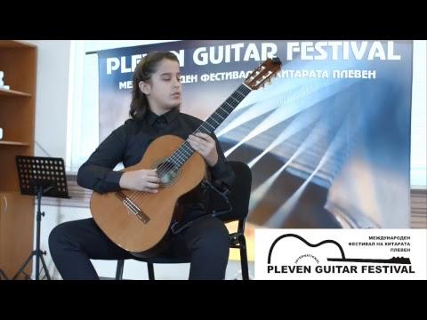 Second A Age Group - Classical guitar / Втора А възрастова група - Класическа китара