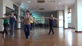 ACREDITA (Believe)  Line Dance by Rep Ghazali, Scotland (July 2011)