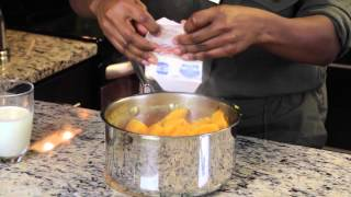 Sage Mashed Sweet Potatoes | What To Make For Thanksgiving