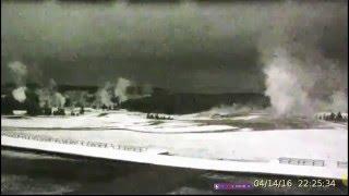 Yellowstone Incredible Footage Last Night