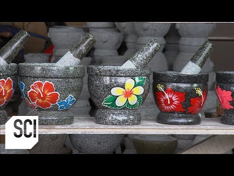 Mortar and Pestle | How It's Made