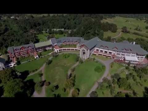 Hotel Termas Puyehue - Chile/Patagonien - Video by Drone-Work