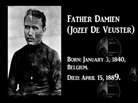 Missionary to Moloka Lepors - Father Damien Biography - Tamil