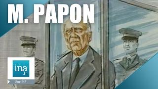 Ouverture du procès Maurice Papon | Archive INA