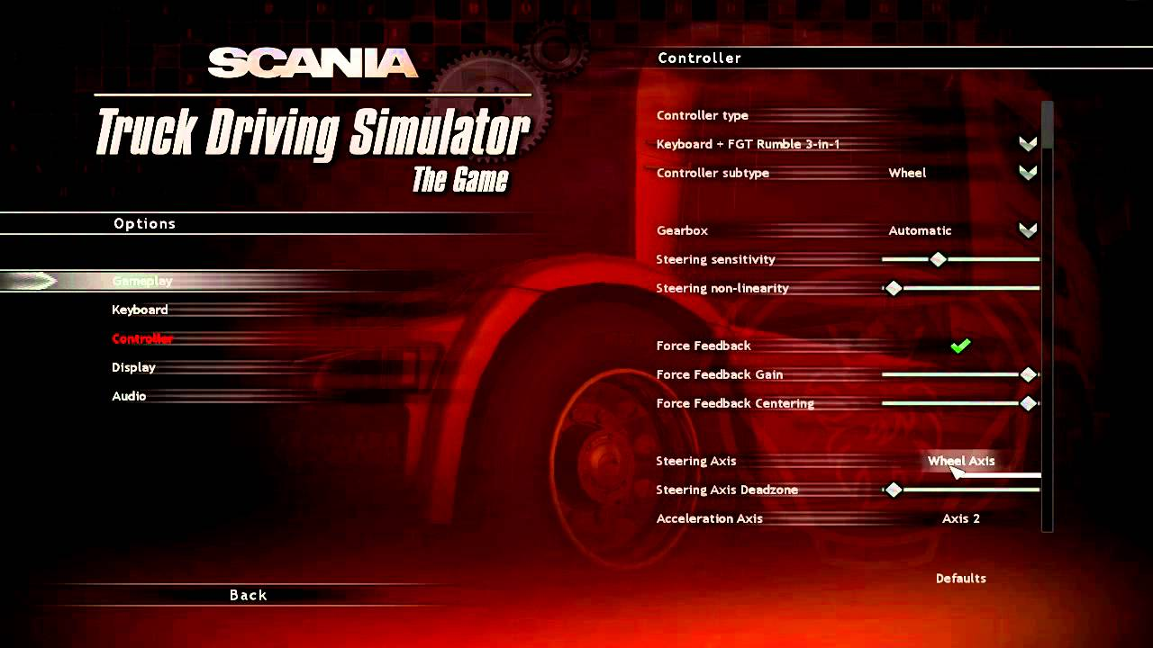 how to setup thrustmaster ferrari gt experience to work. Black Bedroom Furniture Sets. Home Design Ideas