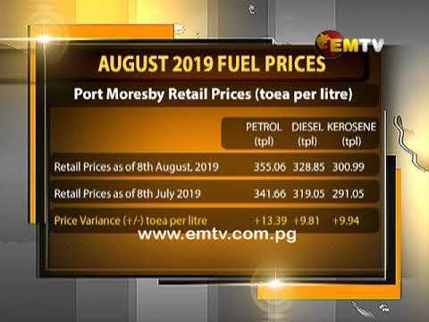 Singapore Petrol Price History