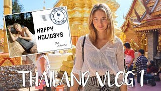 Chiang Mai - I Love You | Thai Adventures, Finding Balance, & My Holiday | Sanne Vloet