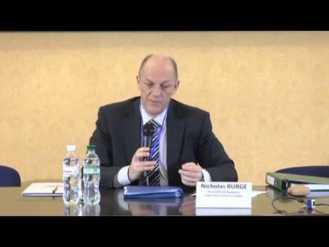 Nicholas Burge on EU-Ukraine FTA