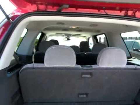 B21691 Red 2005 Ford Explorer Xlt Advance Trac Rsc Xvid