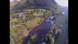 drone camping Le pra de mars
