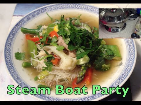 Steamboat Party Cheekyricho Tutorial