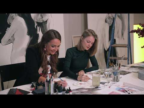 Latvian Talents EP 5 - Fashion Illustrator