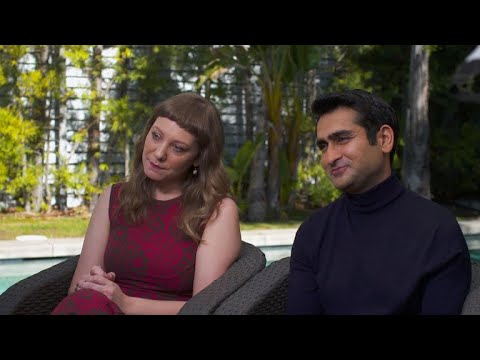 """The real-life love story of """"The Big Sick"""""""