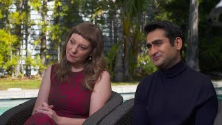 "The real-life love story of ""The Big Sick"""