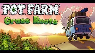 Weed game - Pot Farm - Grass Roots  Android\IOS Game