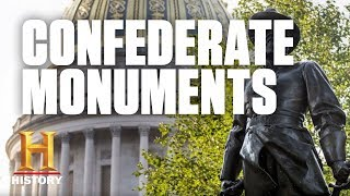 The History of Confederate Monuments in the U.S. | History