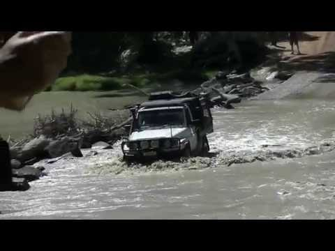 Crocodile Fishing Cahill's Crossing (Kakadu 1)
