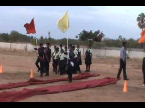 Zee School Karur Investiture Ceremony Youtube
