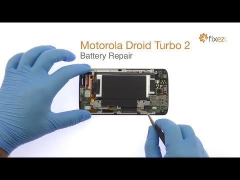 Motorola Droid Turbo 2 Battery Repair Guide - Fixez.com