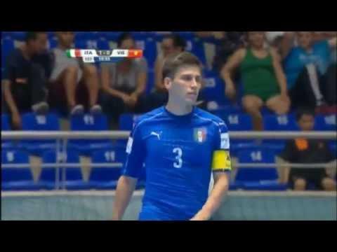 [Futsal] Việt Nam 0-2 Italia Full Match