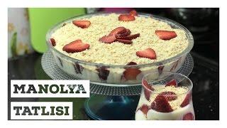 Çilekli Manolya Tatlısı (Cookshop Magnolia Tarifi) - Naciye Kesici - Yemek Tarifleri