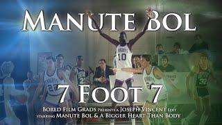 manute bol 7 foot 7