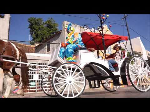 Curacao Carnival Horse Parade