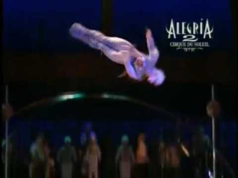 Cirque du Soleil Alegría 2 Tour in Japan (2004)