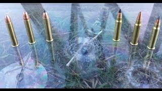 22 mag vs 17 hmr vs bulletproof glass