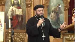 The Promises of God- Abouna Mina Shaheid Nahda 2013