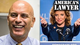 A Florida judge ruled the election office supervising the race betw...