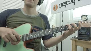 [Fingerstyle Cover] Tears in H…
